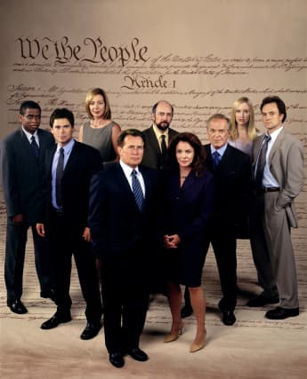 'The West Wing': Five facts about the show you might not have known yet.