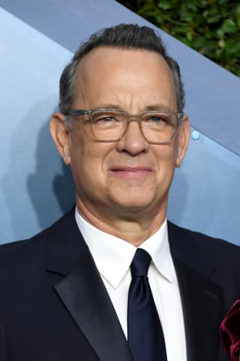 Tom Hanks Makes A Splash As He Celebrates His Birthday With A Pool Dive
