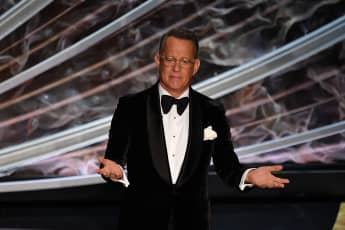 """Tom Hanks Says """"Shame On You"""" To Those Who Don't Wear A Mask And Social Distance"""