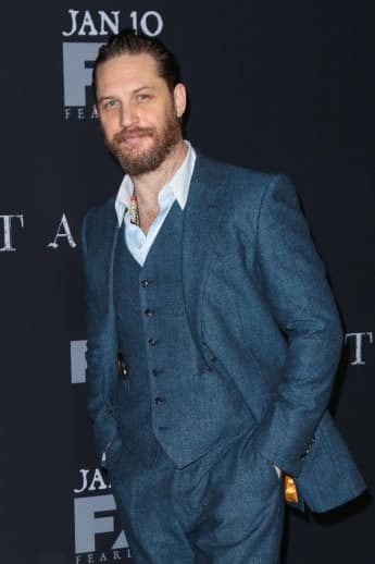 Tom Hardy: The 'Peaky Blinders' Star's Rise To Fame