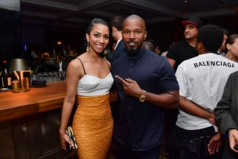 "Watch Jamie Foxx's Jaw Drop Listening to Daughter Corinne Sing Alicia Keys' ""Empire State of Mind"""