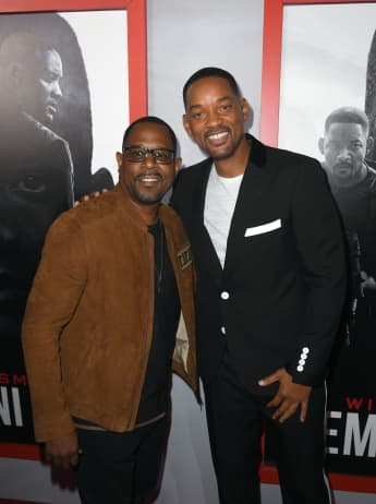 Will Smith and Martin Lawrence talked about Bad Boys for Life on The Ellen Degeneres Show.