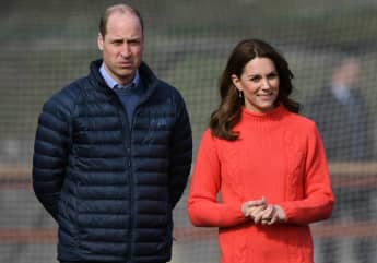 William and Kate Reveal What They Found Comforting In Lockdown