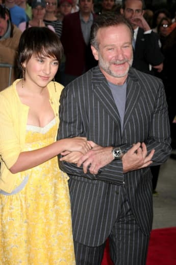 Zelda Williams Celebrates Late Father Robin Williams By Giving Back.