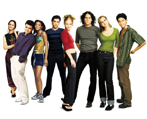 '10 Things I Hate About You' Cast