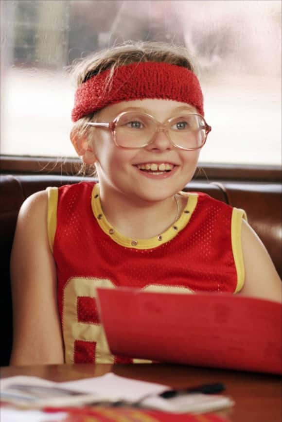 Abigail Breslin back in 2005