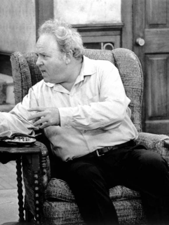 "All in the Family cast: ""Archie Bunker"" actor Carroll O'Connor now 2020 age death"