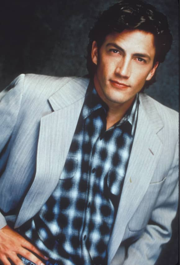 Andrew Shue in 'Melrose Place'