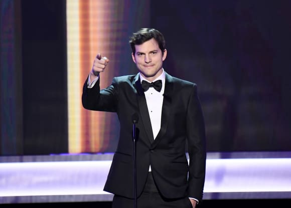 Ashton Kutcher Screen Actors Guild Awards