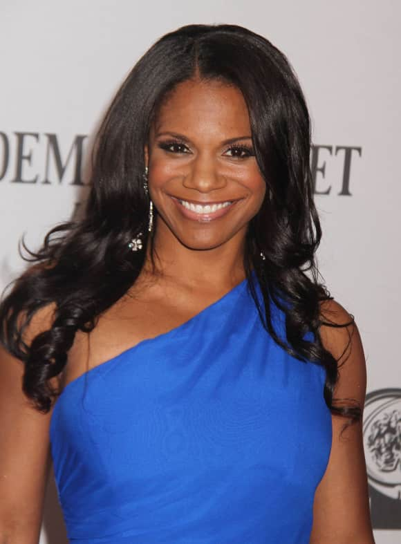 Audra McDonald at the Tony Awards