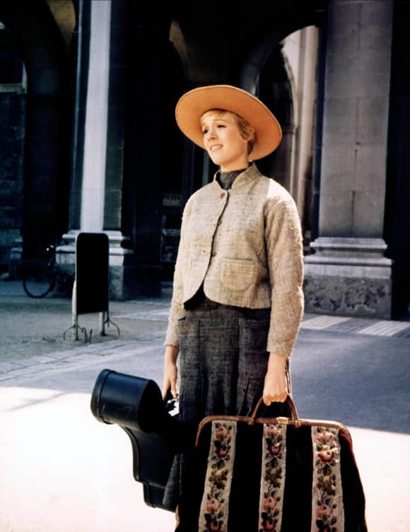 Julie Andrews 'The Sound of Music' 1965