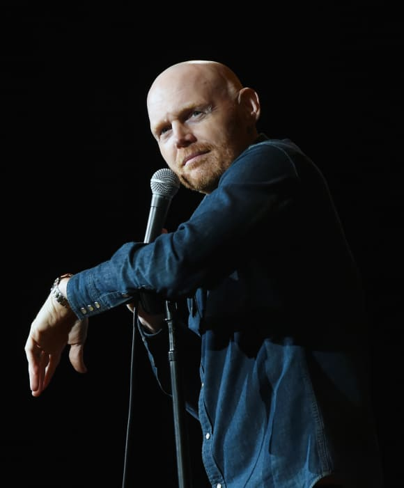 Bill Burr night 1 of 2 sold-out performances during the Nashville Comedy Festival.