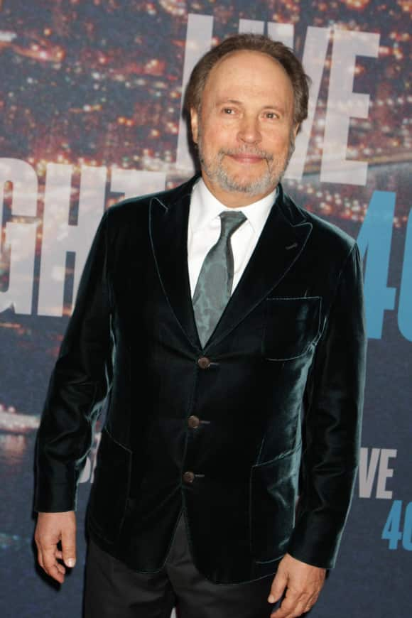 "Billy Crystal at ""Saturday Night Live"""
