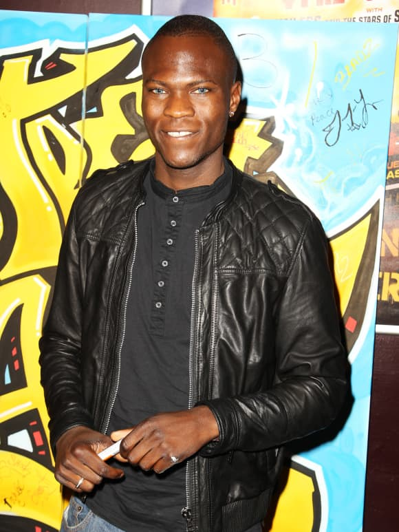 Brian Belo from Big Brother