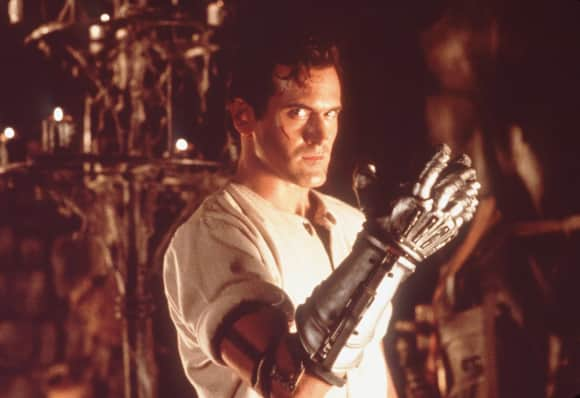 Army of Darkness was meant to have a different ending
