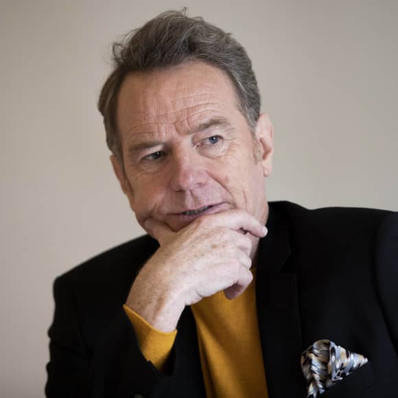 Former Malcolm In The Middle star Bryan Cranston