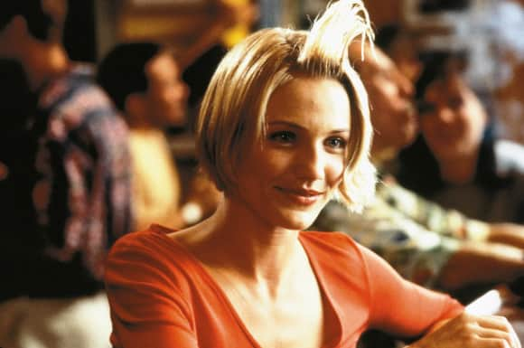 """Cameron Diaz in """"There's Something About Mary"""""""