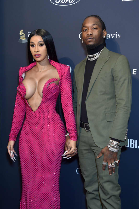 Cardi B husband Offset divorcing breakup split after 3 Years Of Marriage