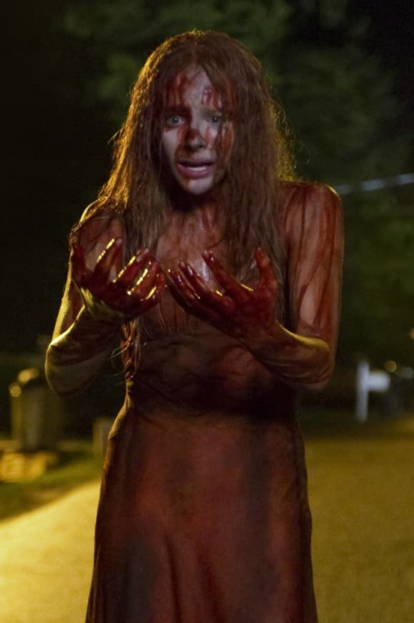 Scene from Carrie