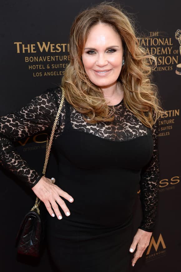 Catherine Bach is still acting