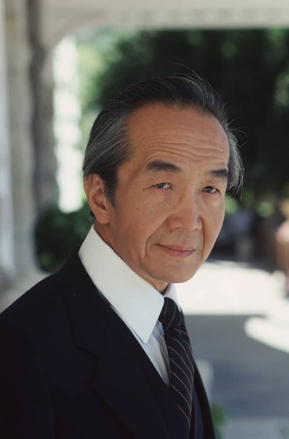 "Chao-Li Chi played the butler in ""Falcon Crest"""