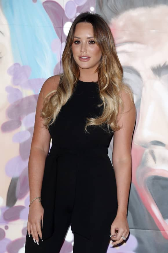 Charlotte Crosby at the 'Just Tattoo Of Us: Can You Deal With The Reveal' pop-up tattoo parlour.