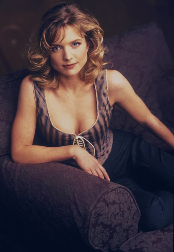 Courtney Thorn-Smith in 'Melrose Place'