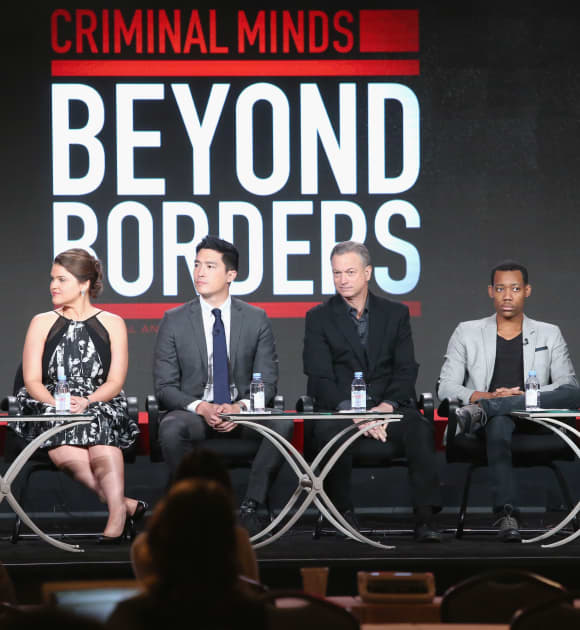 Criminal Minds: Beyond Borders: Where Is the Cast Today? now 2020 stars members IRT