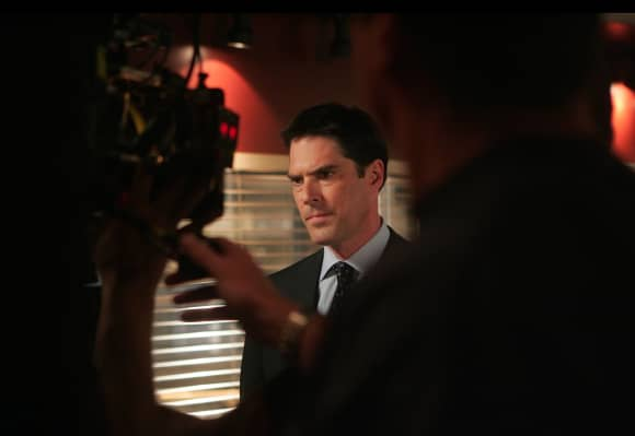 Criminal Minds Hotch Thomas Gibson Exit 2016