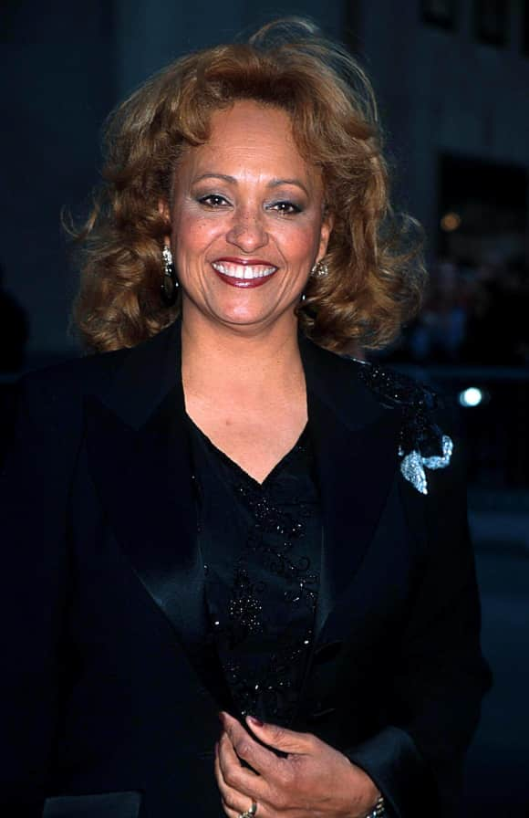 Daphne Maxwell Reid at the Rockefeller Center