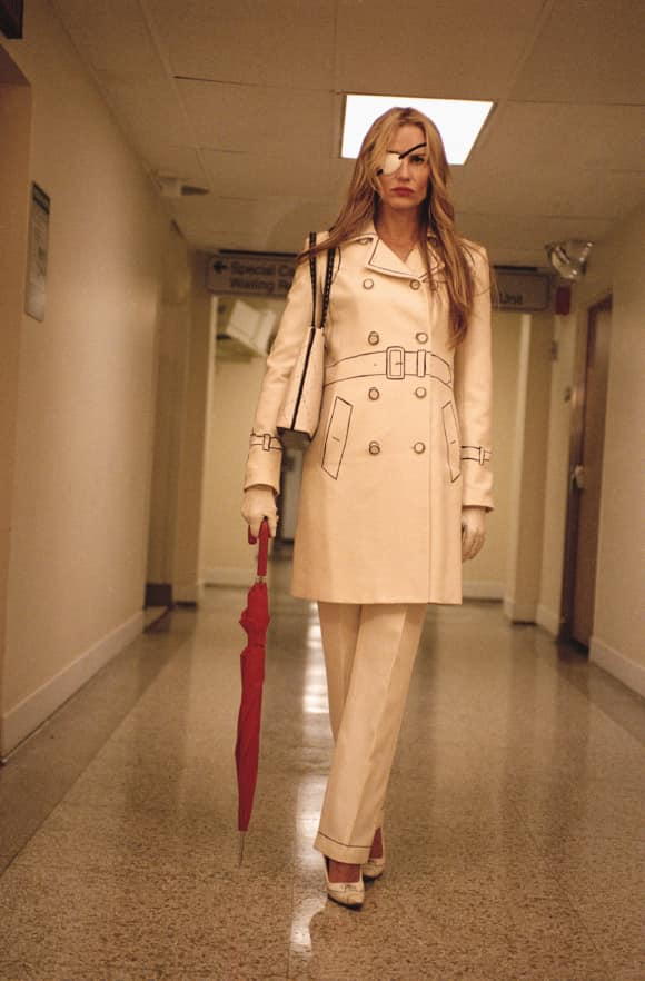 "Daryl Hannah plays the role of ""Elle Driver"" in ""Kill Bill"""