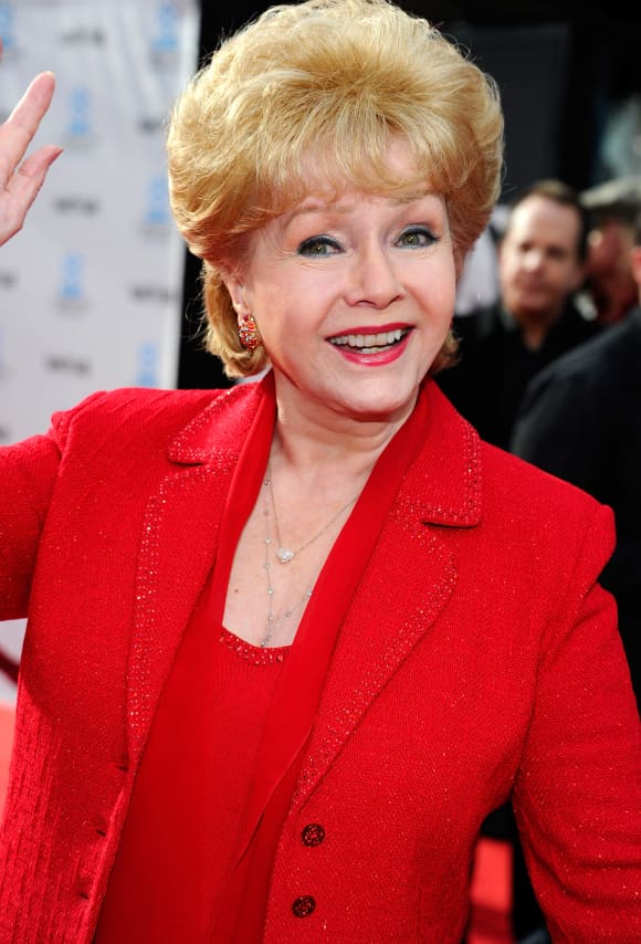 Debbie Reynolds: A Look Back At Her Amazing Career