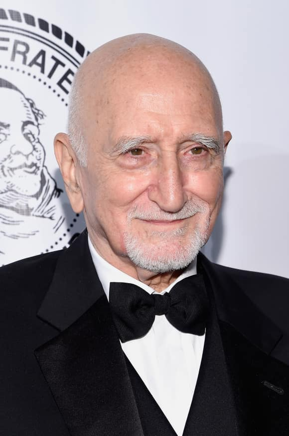 """The Sopranos"" star Dominic Chianese"