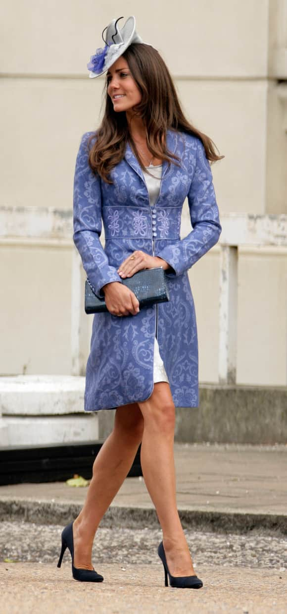 Duchess Catherine in 2009