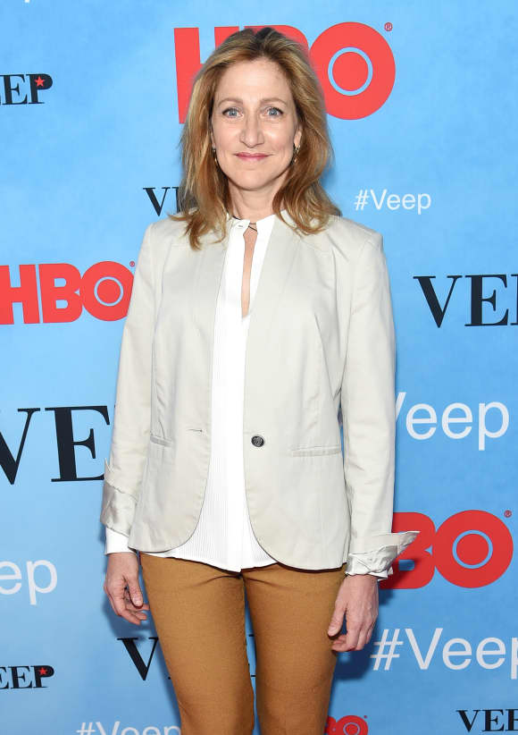 """The Sopranos"" star Edie Falco today"