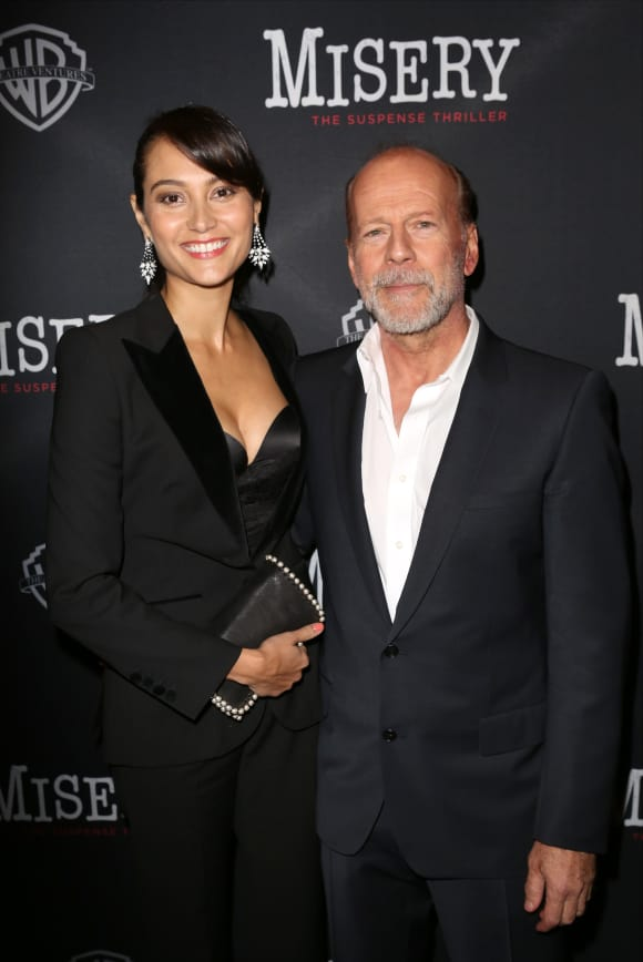 Emma Heming and Bruce Willis are married since 2009