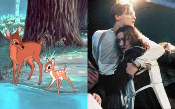 The most emotional moments in film history