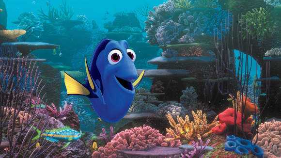 """Dory"" from Finding Dory"