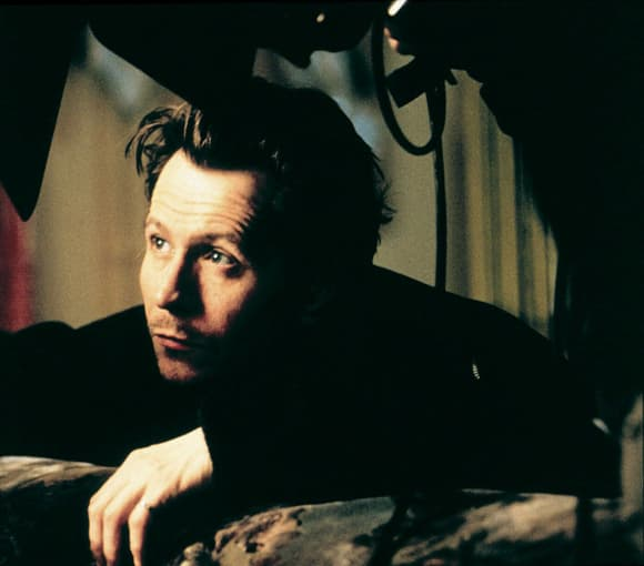 Gary Oldman in 'Nil by Mouth'