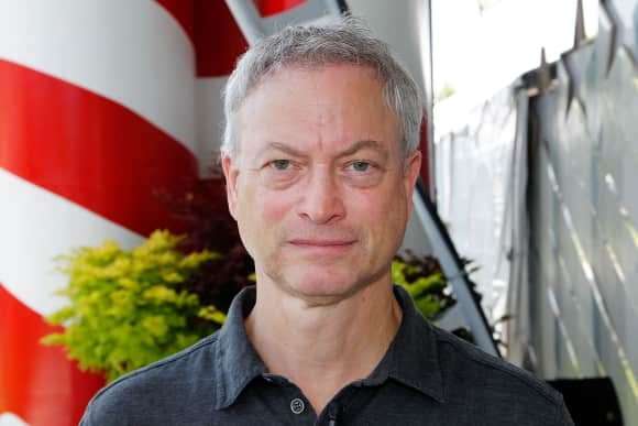film and series actor Gary Sinise
