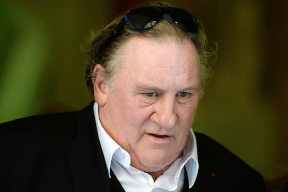 Gerard Depardieu lost his 37-year-old son