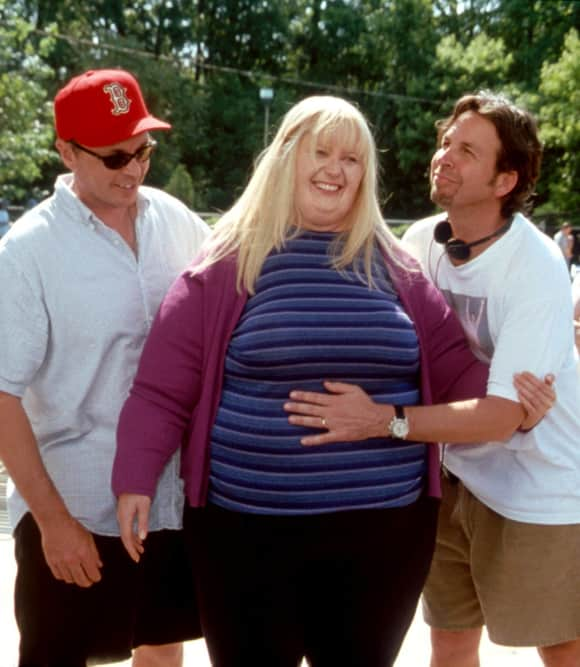 "Gwyneth Paltrow in the comedy ""Shallow Hal"""