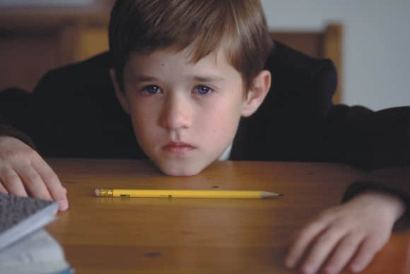 Haley Joel Osment in The Sixth Sense