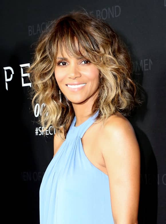 Halle Berry used to live in a homeless shelter