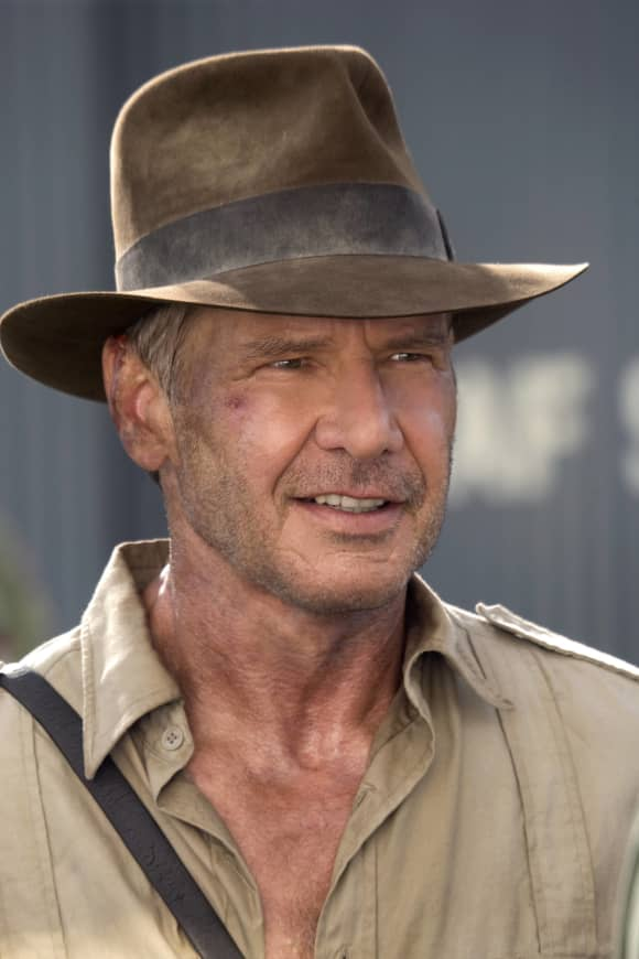 Harrison Ford in 'Kingdom of the Crystal Skull'