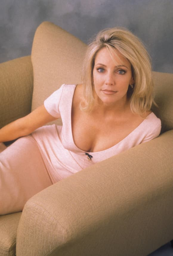 Heather Locklear in 'Melrose Place'