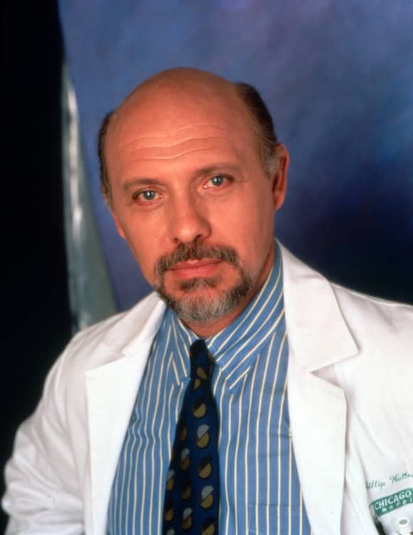 Hector Elizondo in 'Chicago Hope'