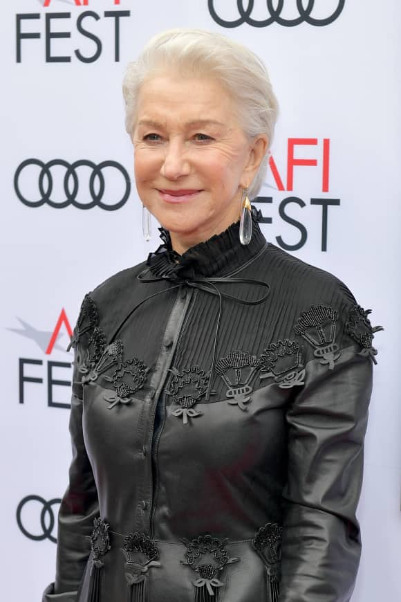 Helen Mirren in 2017