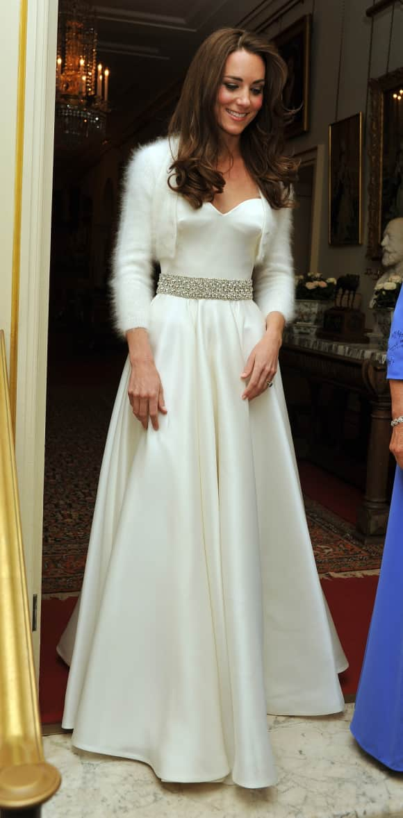 Sarah Burton Duchess Kate