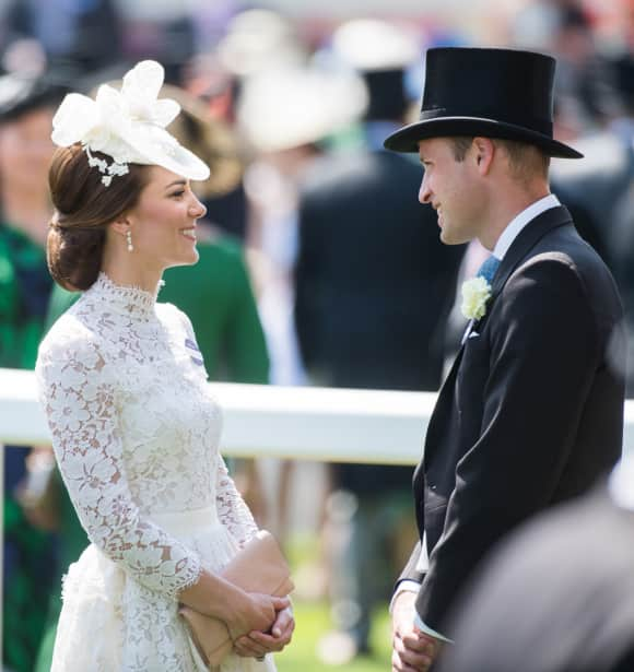 Duchess Catherine and her husband Prince William